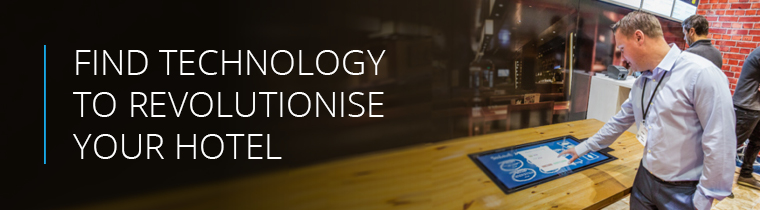 Find technolgy to revolutionise your restaurant