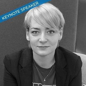 Iwona Dobek: Speaking at the Bar Tech Live 2017